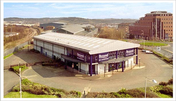 Portwest Retail Park, Brierley Hill, West Midlands