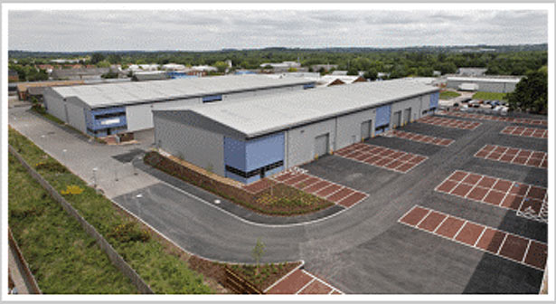 Target Park Industrial Estate, Lakeside, Redditch